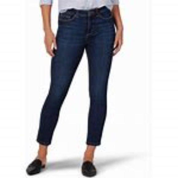 Lane Bryant Denim - Lane Bryant Denim Cropped Blue Jeans Size 12